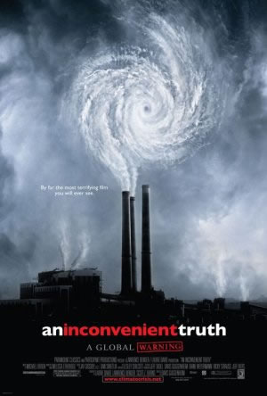 afiche An Inconvenient Truth